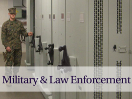 Cupboards for Military And Law Enforcement