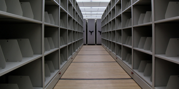 photo of LT shelving, shelving system, shelving unit