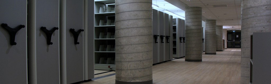 photo of SDS Mechanical storage system, high density mobile storage