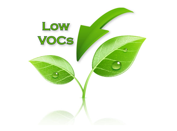 Low Voc Paints Spacefile